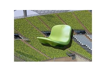 Seat shell - chair
